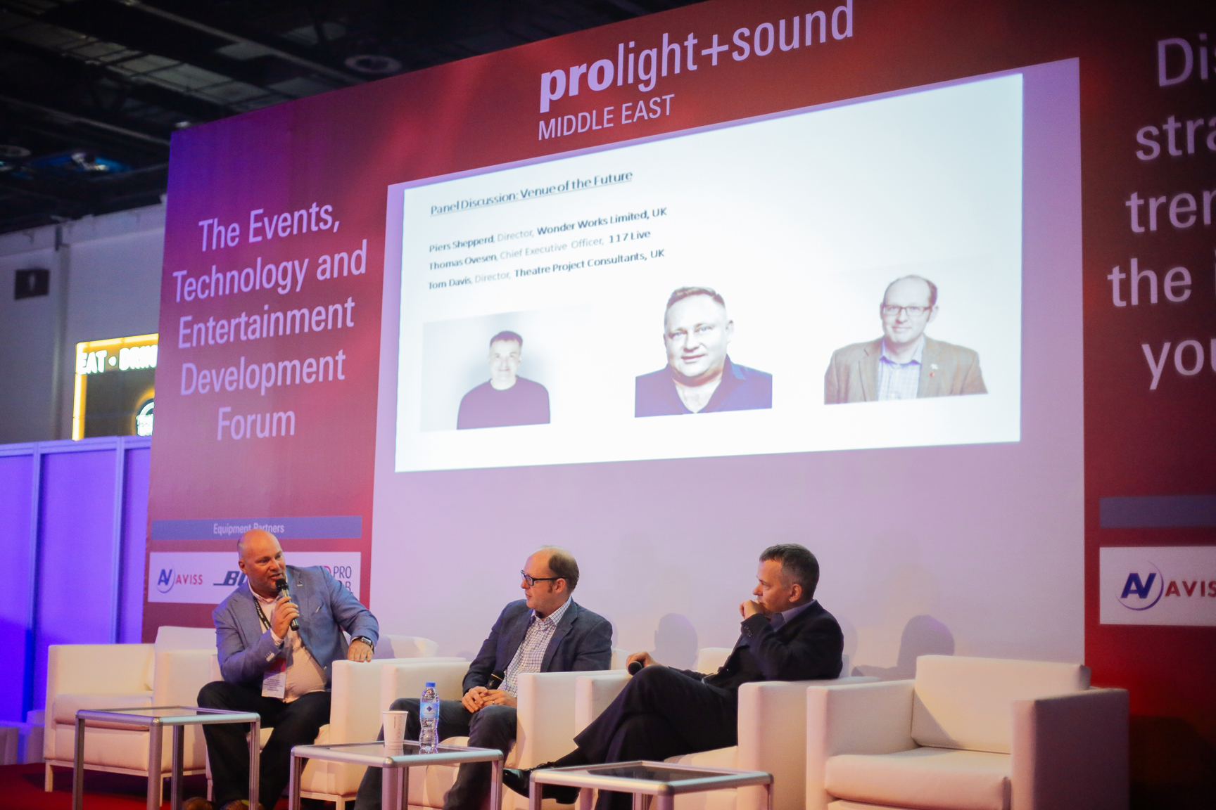 Prolight + Sound Middle East 14