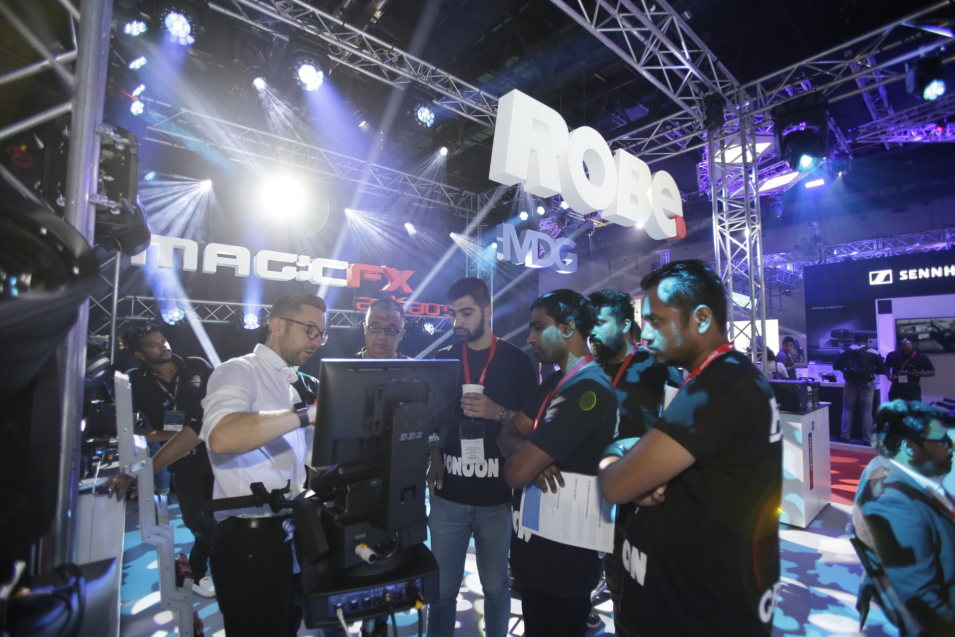 Prolight + Sound Middle East 2018