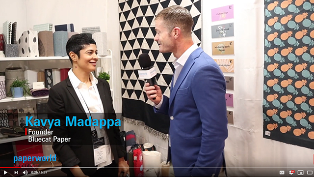 Paperworld Middle East - Bluecat Paper Interview